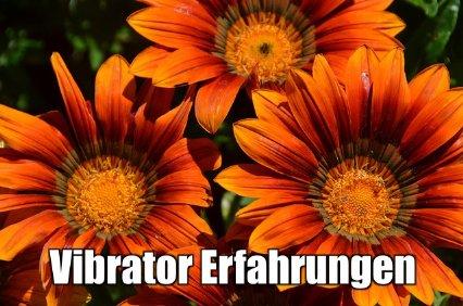 Anwendung Vibrator